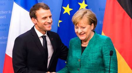 Opinion: Angela Merkel and Emmanuel Macron embody a two-speed EU