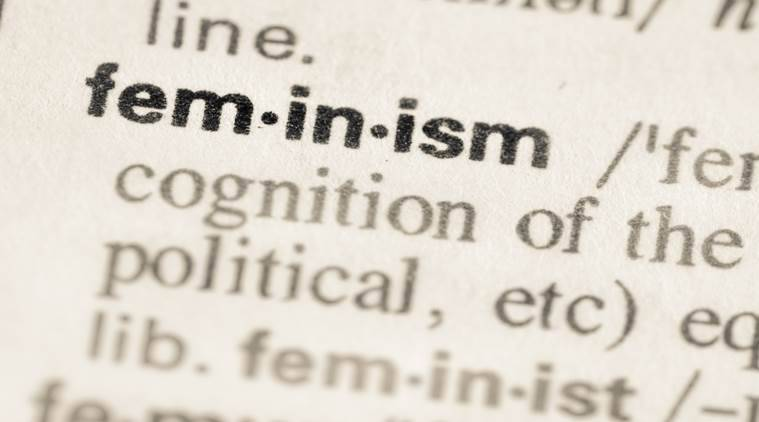 feminism, merriam webster word of the year, important words of 2017, meaning of feminism, complicit, words that were used most in 2017, indian express, indian express news