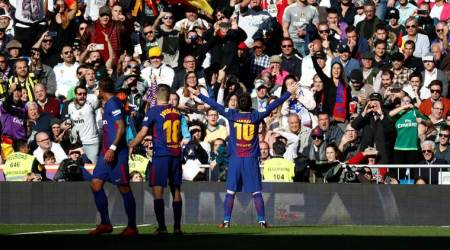 Luis Suarez, Lionel Messi crush Real Madrid 3-0 in El Clasico
