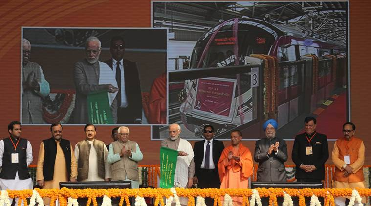Magenta Line shows how we are modernising urban transportation: PM Modi