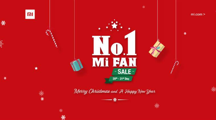 Xiaomi India Two-Day 'No.1 Mi Fan Sale' Starts Today