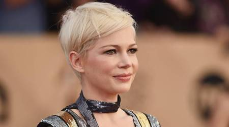 Michelle Williams did her All the money in the World reshoots forfree