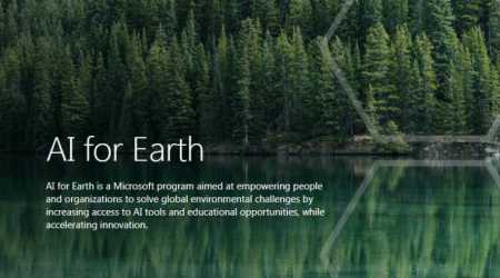 Microsoft to broaden AI for Earth programme, pledges $50 billion