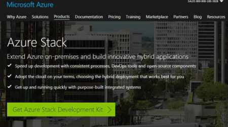 Microsoft launches Azure Stack cloud services in India