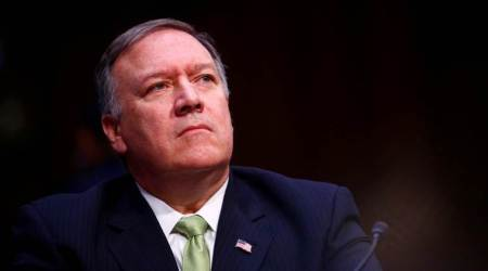 Mike Pompeo becomes US secretary of state as Iran, North Korea issues await