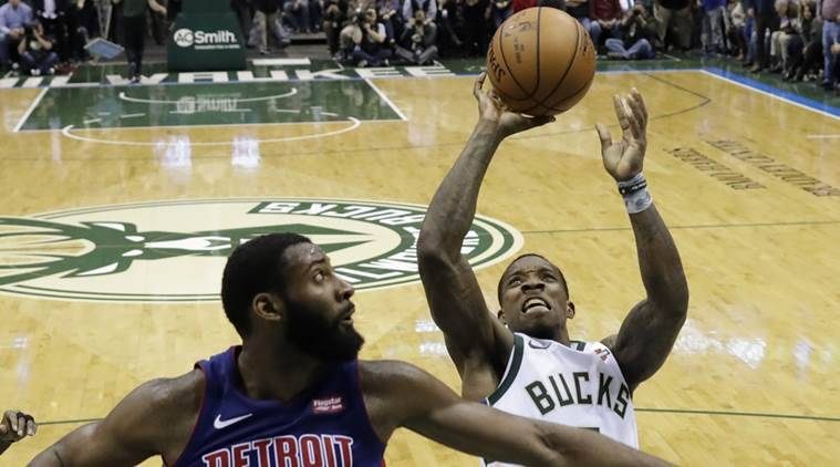 Pistons road troubles continue at Milwaukee