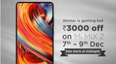 Xiaomi Mi Mix 2 gets Rs 3,000 off on Flipkart, Mi.com: All you need to know