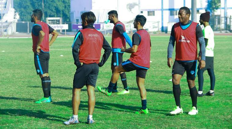 I-League 2017: Leaders Minerva Punjab beat Indian Arrows by solitary goal
