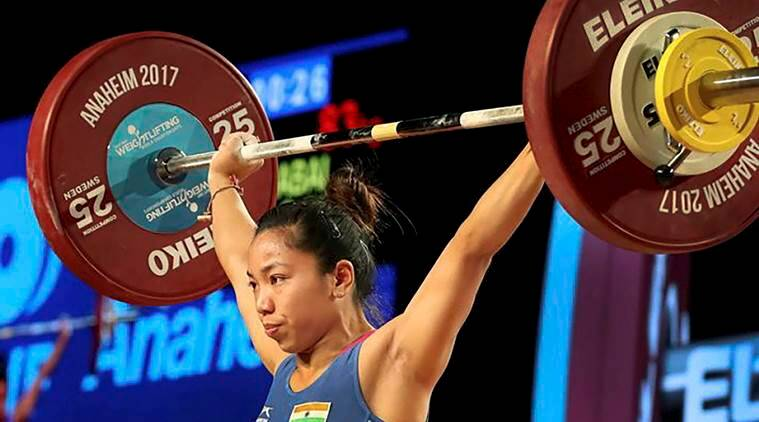 Mirabai Chanu, Mirabai Chanu gold, weighlifting gold, india weightlifting gold, sports news