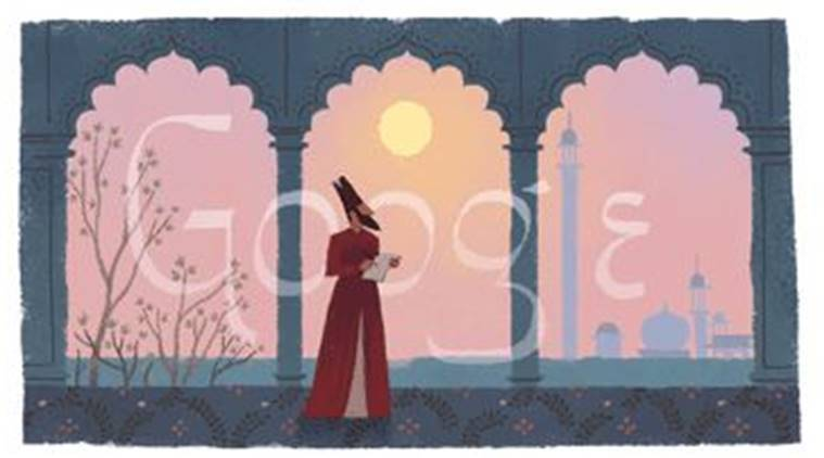 Google pays tribute to legendary poet Mirza Ghalib on his 220th birth anniversary