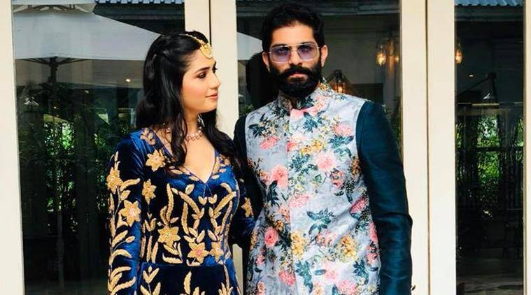 Fashion Designer Mitali Borude Gets Engaged To Mns Chief S Son Amit Thackeray Lifestyle News The Indian Express