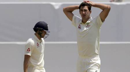Ashes 2017: Mitchell Starc eyeing speedy recovery in Sydney