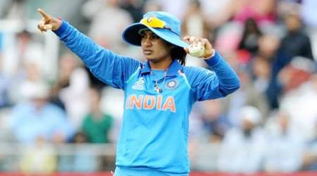 Telangana government presents Rs one crore and property to Mithali Raj