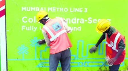 Mumbai Metro Rail Corporation, MMRC, Metro 3 Corridor, Metro 3, Mumbai News, Latest Mumbai News, Indian Express, Indian Express News