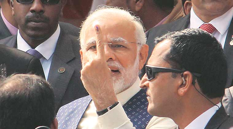Gujarat Assembly Polls: PM Modi's roadshow elicits Congress ire