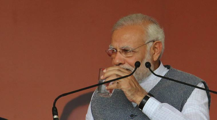 Modi alleges Pakistan is showing interest in Gujarat polls