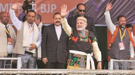 Why PM Modi is talking infrastructure and development in Meghalaya