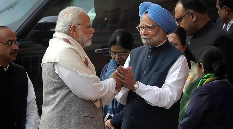 Manmohan Singh seeks Modi's apology