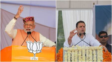 Gujarat Assembly elections: 34 rallies by PM Modi, 30 by Rahul Gandhi plus his 12 temple visits