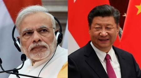 India-China witnessed roller-coaster relationship in 2017