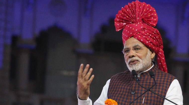 Character and morals of Gujarat not in-sync with Congress, says PM Modi