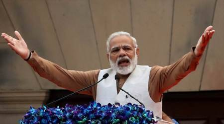 Bypolls ahead: PM Modi praises Rajput leaders in Rajasthan rally