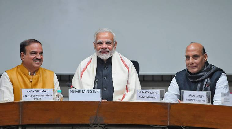 PM Modi hopes for a productive Winter Session