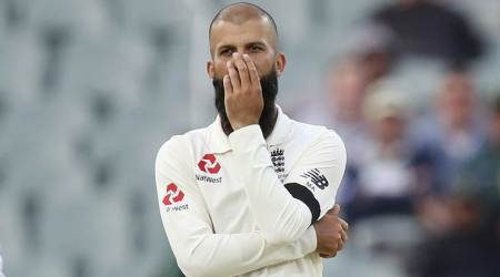 Felt like I was letting the team, fans down during the Ashes, says Moeen Ali