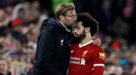 Liverpool's Mohamed Salah credits manager Jurgen Klopp for goalrush