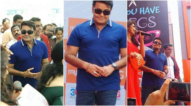 photos mohanlal looks decades younger after weight loss for odiyan entertainment gallery news the indian express