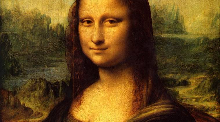 World's smallest Mona Lisa 'painted' with DNA