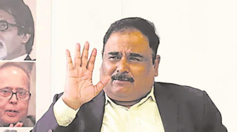 Controversial bureaucrat Radheshyam Mopalwar, Maharashtra government, indian express, corruption case, Devendra Fadnavis, graft charges, assets