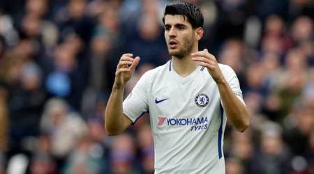 Chelsea's out of sorts Alvaro Morata to miss Huddersfield Town game