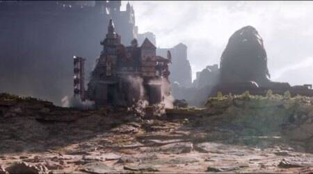 Mortal Engines teaser trailer: In this Peter Jackson film, mobile cities vie for resources