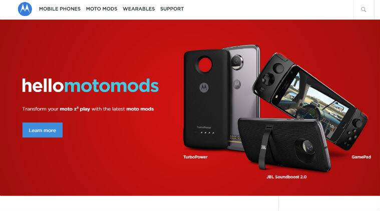 Motorola introduces 3 new Moto Mods along with service to rent them