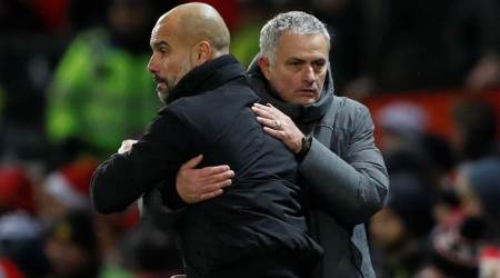 After Manchester derby tunnel skirmish, Jose Mourinho, Pep Guardiola go on defensive