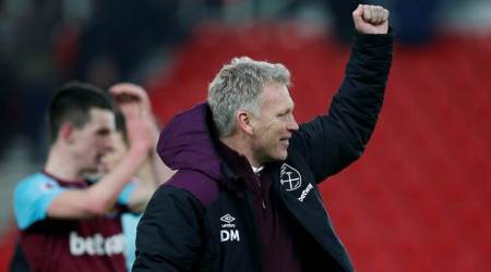 West Ham United's David Moyes says he can manage any club in theworld