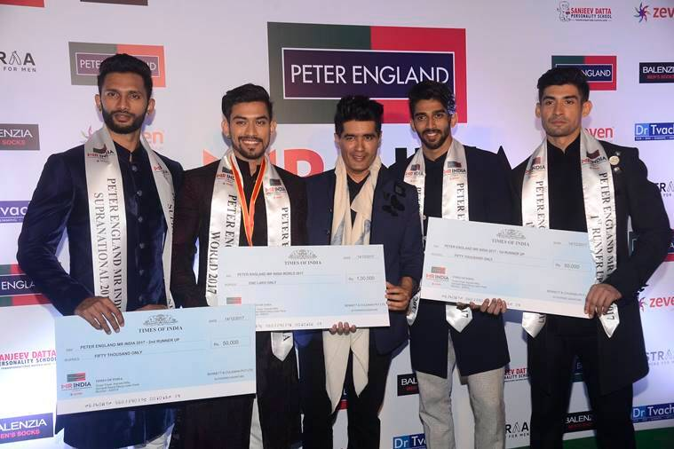 mr india, mr india 2017, jitesh singh deo, mr india 2017 winners, mr india world 2017, kangana ranaut, who is jitesh singh deo, jitesh singh deo bio, indian express, lifestyle news