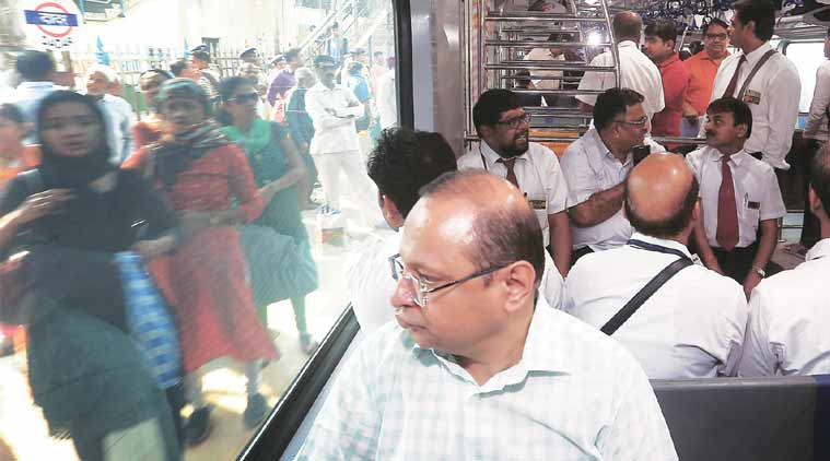Mumbai's AC local train: Cooler ride, better safety, higher fare