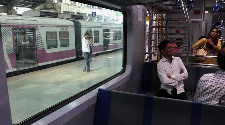Mumbai gets India's first ever air- conditioned local train