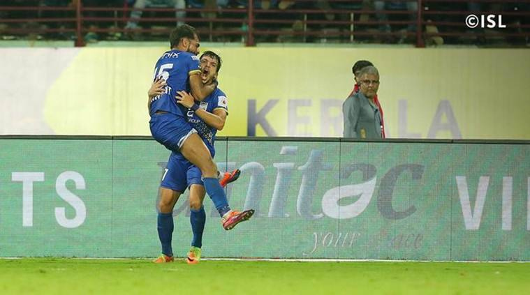 ISL: Mumbai braces up for Chennaiyin's Jeje threat