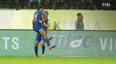 ISL 2017, ISL 2017 news, ISL 2017 updates, Mumbai City FC vs Chennaiyan FC, sports news, football, Indian Express