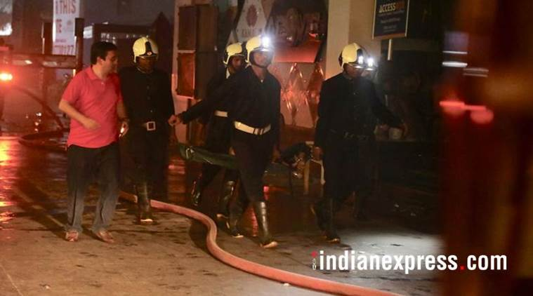 kamala mills fire, mumbai fire brigade, mumbai fire officials threaten to quit, bmc, indian express, kamala mills tragedy