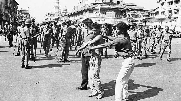 mumbai riots, babri masjid demolition