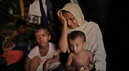 United Nations official says not safe yet for Rohingya return to Myanmar