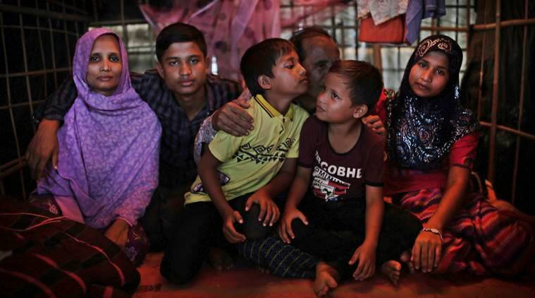 Rohingya kids to be vaccinated against diphtheria