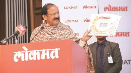 Venkaiah Naidu stresses self-regulation of media, speaking in mother tongue
