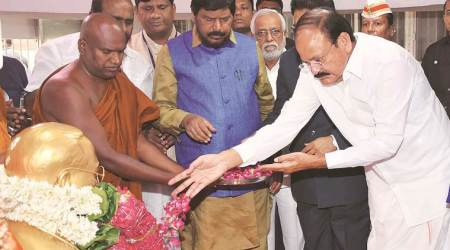 Yoga not narrow religious concept, not for Hindus only, for entire nation: Venkaiah Naidu