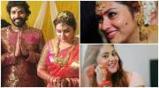 Namitha wedding video