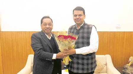 Narayan Rane will be given cabinet berth from BJP quota: CM Devendra Fadnavis